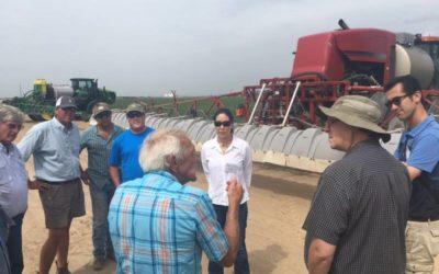 EPA pesticide officials visit Mississippi