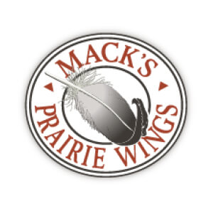Mack's Prairie Wings Logo