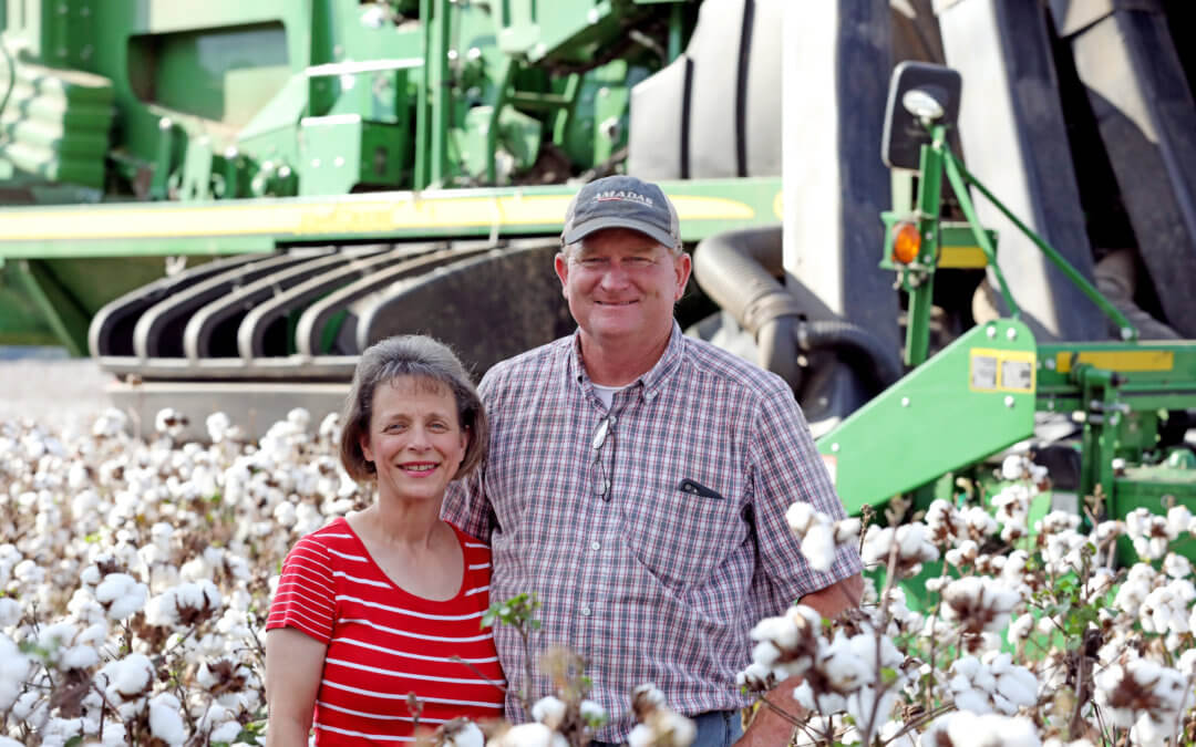 Southwest Mississippi farmer Lonnie Fortner honored at Sunbelt Ag Expo