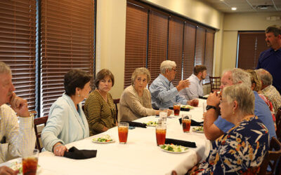 Lincoln County Farm Bureau recognizes legislators