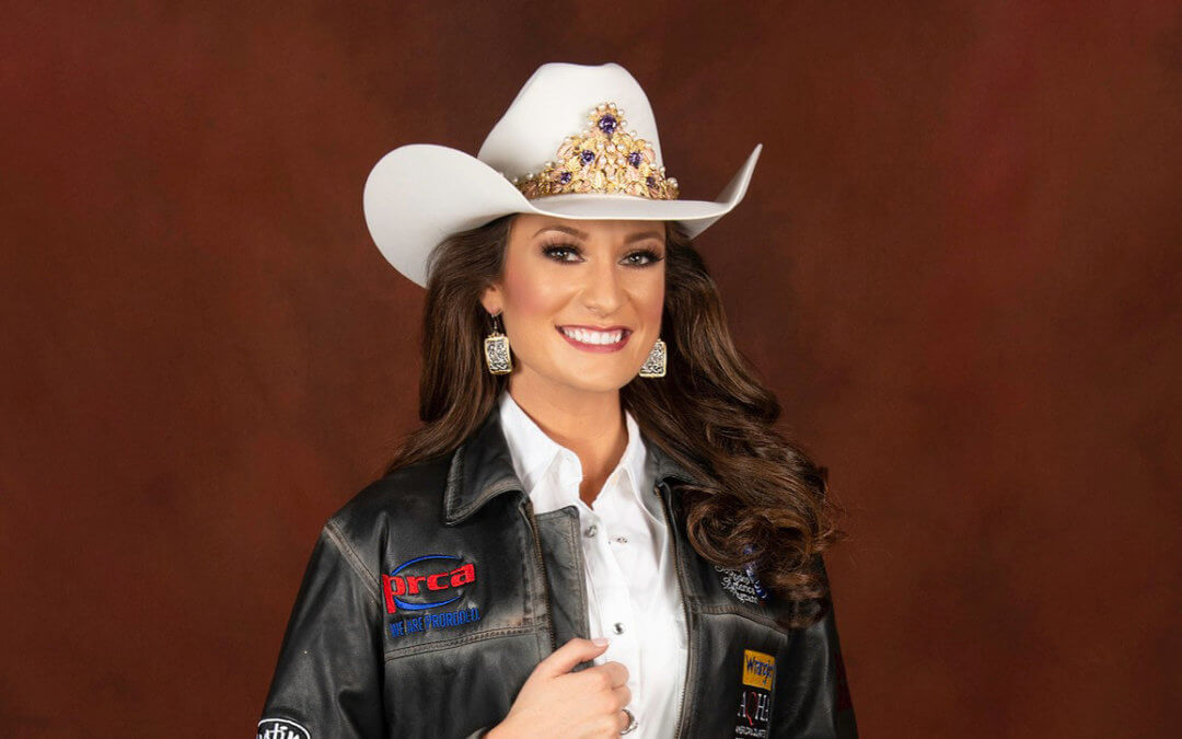 Taylor McNair crowned Miss Rodeo America 2019
