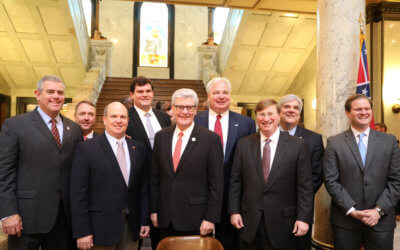 Governor Bryant signs Broadband Enabling Act into law