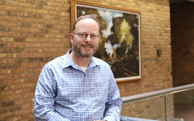 Farm Bureau commissioned artist reunited with paintings