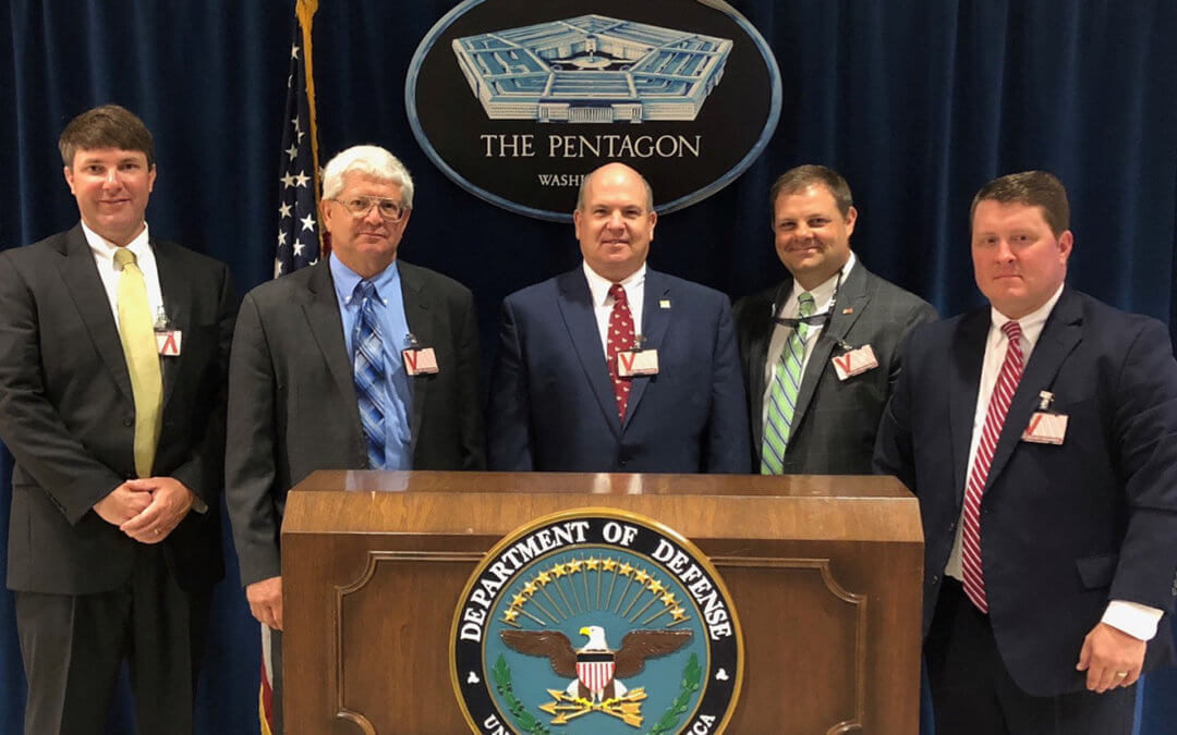 MFBF leaders talk 2019 flooding issues in Washington