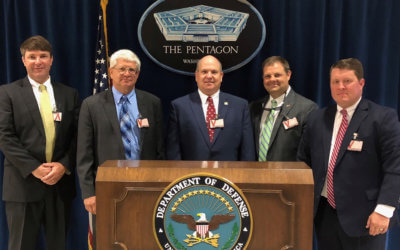 MFBF leaders talk 2019 flooding issues in Washington