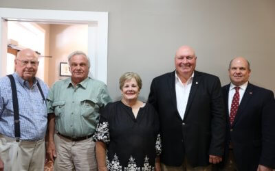 Terry Norwood retires from MFBF after many years of service
