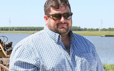 Floodwaters impact Mississippi Delta catfish farms