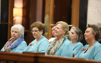 Farm Bureau women educate and serve during Women's Day at the Capitol