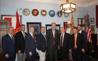 MFBF Livestock producers take policy issues to Washington D.C.