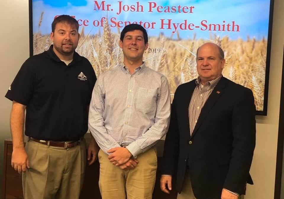 MFBF hosts legislative aide from Office of U.S. Senator Cindy Hyde-Smith