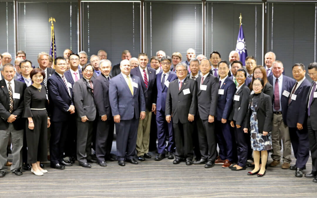 MFBF hosts Taiwan trade delegation following trade mission