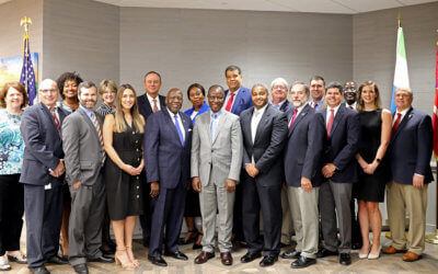 MFBF participates in round table with representatives from Sierra Leone