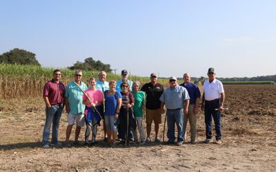 MFBF State Board of Directors take Louisiana tour