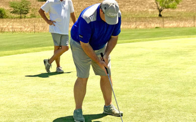 Honoring outstanding leaders: YF&R Committee hosts Gary Langley Memorial Golf Tournament