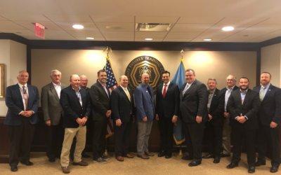 MFBF leaders participate in AFBF Issue Advisory Committee meetings