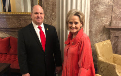 McCormick attends State of the Union Address