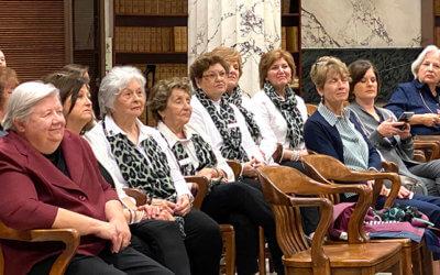 MFBF Women's Leadership Program visits state Capitol to educate legislators about agriculture