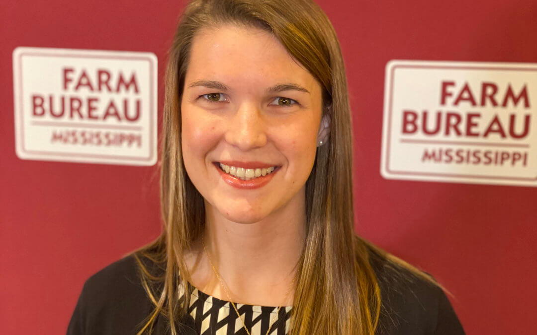 Sarah Byrd places in top four at American Farm Bureau Federation Collegiate Discussion Meet