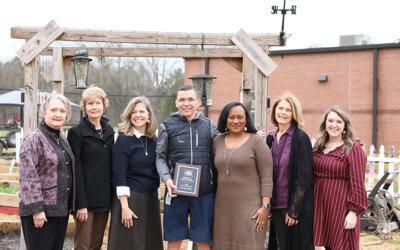 MFBF Women's Leadership Program selects Rolando Roman as 2020 Teacher of the Year