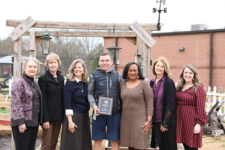 MFBF Women's Leadership Program selects Rolando Roman as 2020 Teacher of the Year