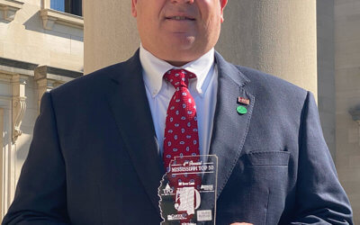 McCormick named to Mississippi Top 50