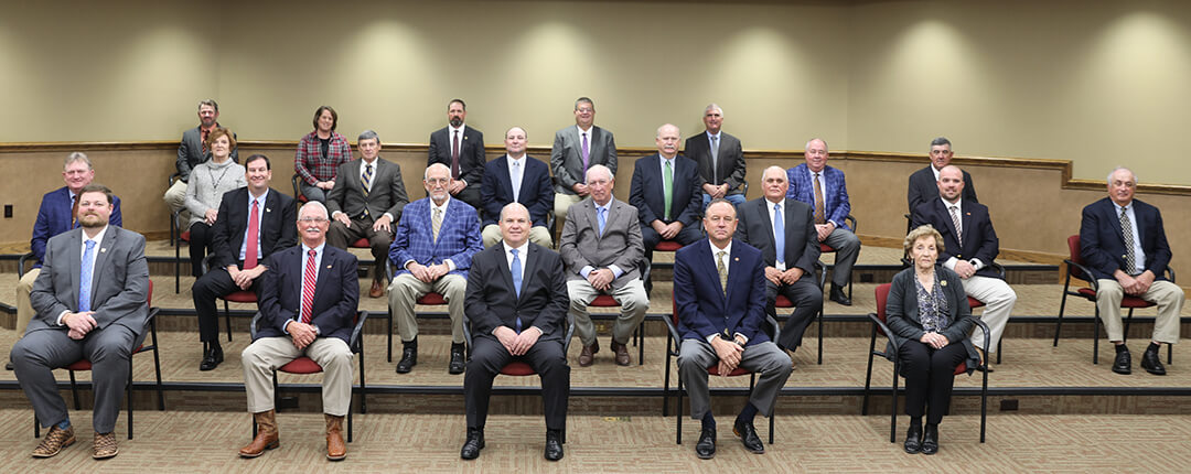 New State Board of Directors elected during Annual Business Meeting