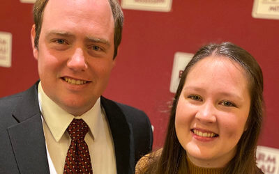 Mississippi Farm Bureau Federation 2020 YF&R Excellence in Agriculture Award: Alex and Katie Holtcamp