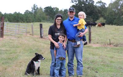 Mississippi Farm Bureau Federation 2020 Farm Woman of the Year Award: Brandi Karisch