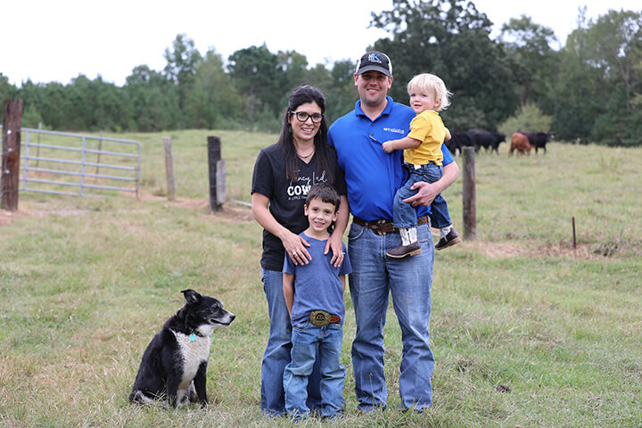 Mississippi Farm Bureau Federation 2020 Farm Woman of the Year Award: Brandi Karisch