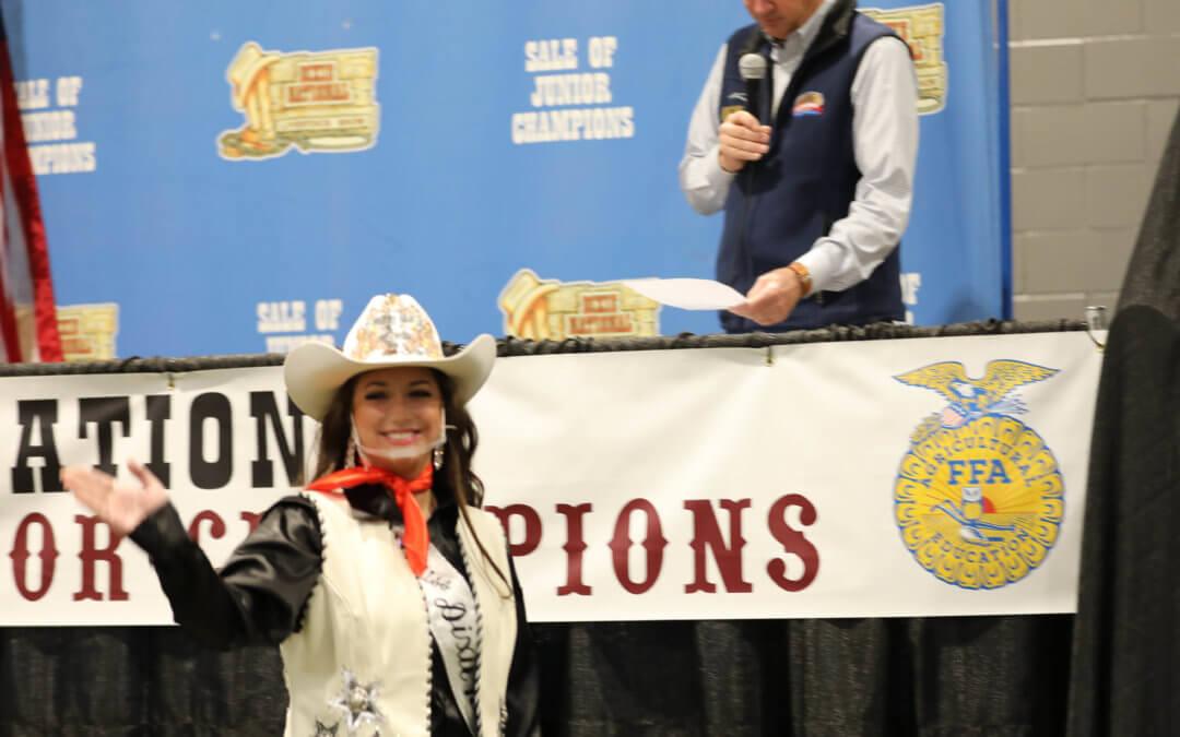 Farm Bureau member wins 2021 Miss Dixie National title