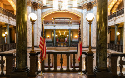 Mississippi Legislature continues work amid winter storm, COVID-19