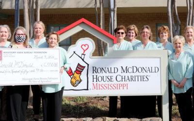 Farm Bureau women support Ronald McDonald House