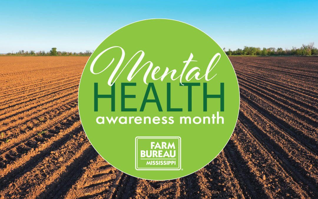 MFBF Highlights Resources for Farmers During Mental Health Awareness Month