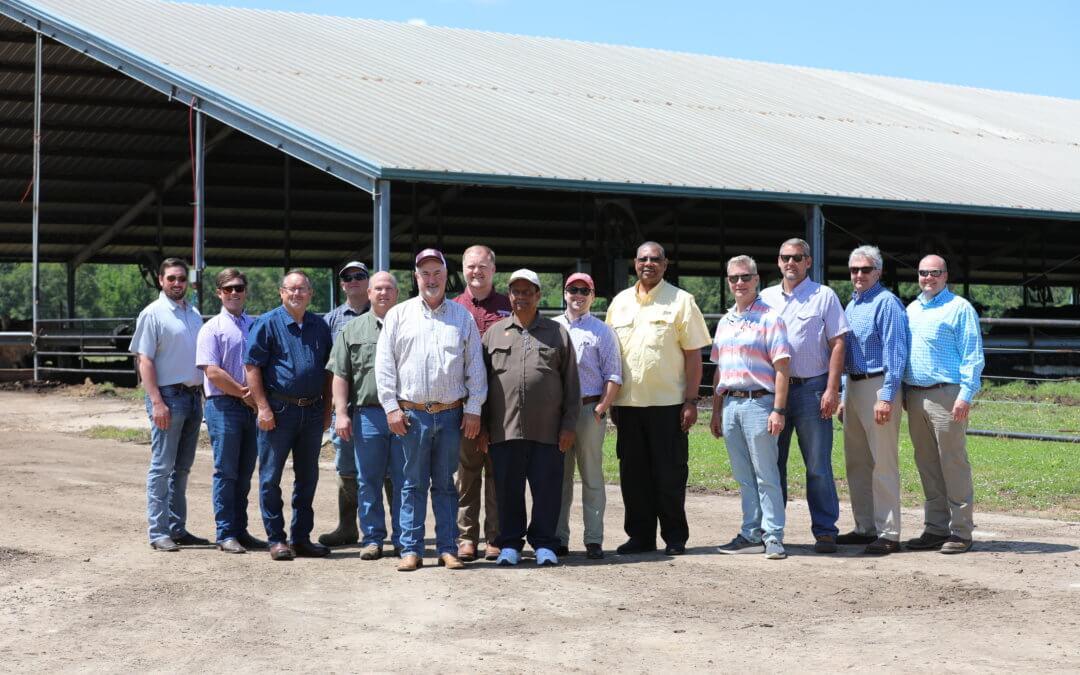 Building Relationships: MFBF Hosts Farm Tour for Mississippi Senators