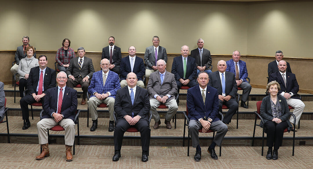 Leading by Example: Executive Committee Strives to Fulfill Farm Bureau Mission