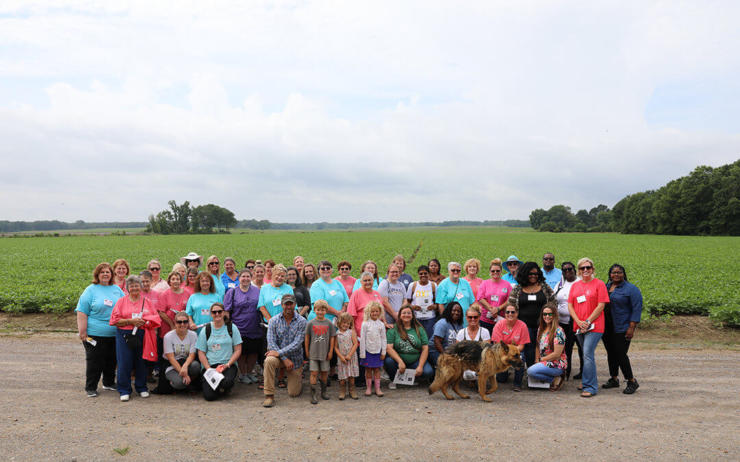 Farm Bureau Hosts Workshop for Educators
