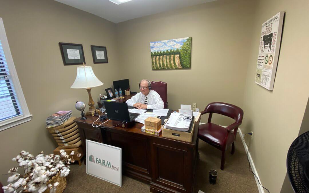 Tate County Farmer Testifies Before Senate Committee