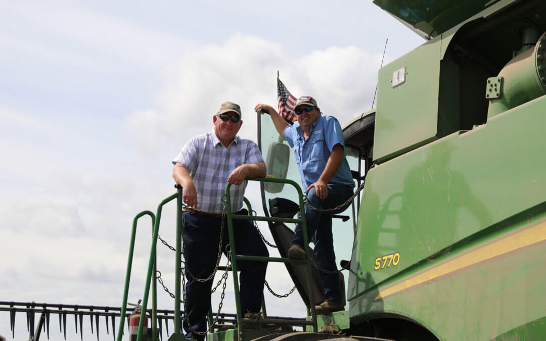 U.S. House Agriculture Committee Republican Leader Visits Mississippi